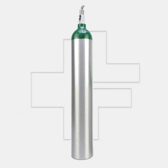 ถังอ๊อกซิเจนทางการแพทย์ แบบอลูมิเนียม ขนาด ME/0.7Q