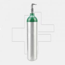 ถังอ๊อกซิเจนทางการแพทย์ แบบอลูมิเนียม ขนาด MD/0.5Q