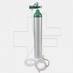 ชุดถังอ๊อกซิเจนทางการแพทย์ แบบอลูมิเนียม ขนาด 0.7Q/ME