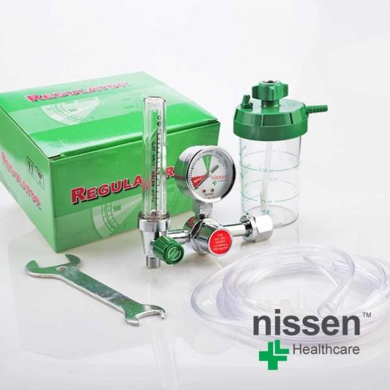 ชุดถังอ๊อกซิเจนทางการแพทย์ ขนาด 0.5Q